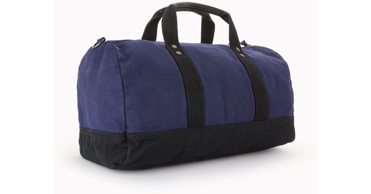 John Lewis Polo Ralph Lauren Canvas Big Pony Duffle Bag in Blue for Men -  Lyst