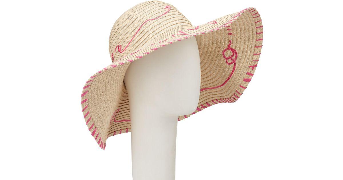 668ad0ed0e9 John Lewis Bon Voyage Packable Floppy Sun Hat in Pink - Lyst