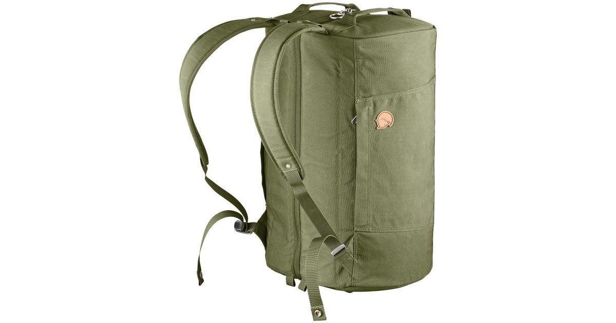 d5974c5e5d64a Fjallraven Splitpack 35l Backpack in Green - Lyst