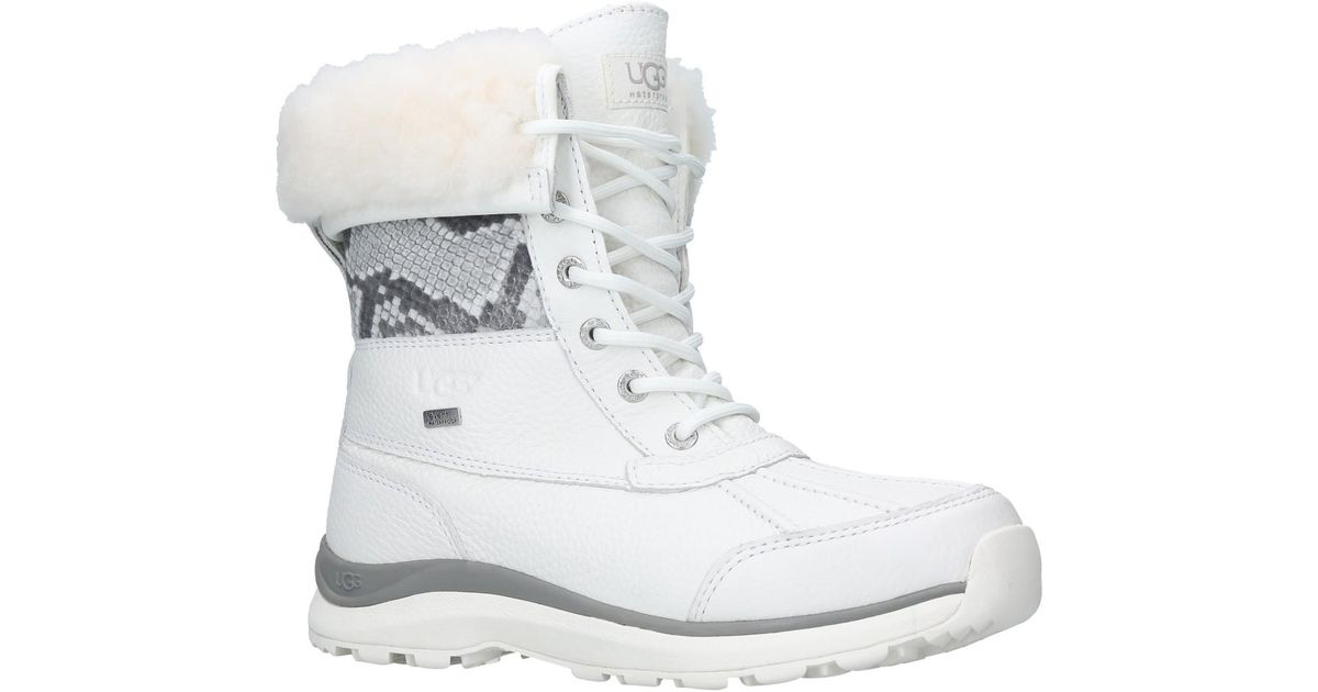 0f55d40f636 coupon white ugg snow boots 16762 0ef11