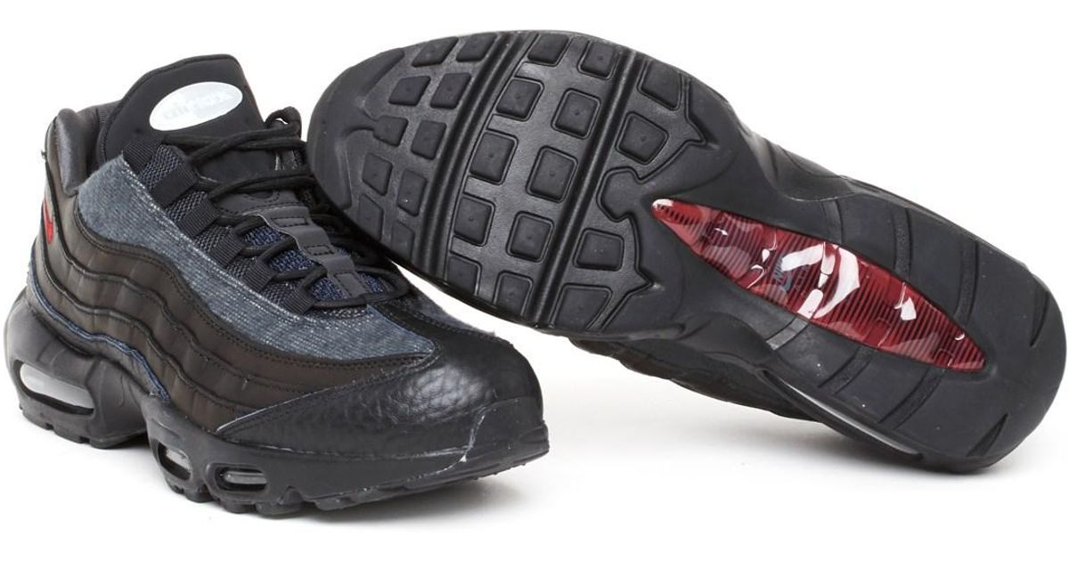 f24e4c5fdcdf32 Lyst - Nike  air Max 95 Nrg  jacket Pack  Sneakers in Black for Men