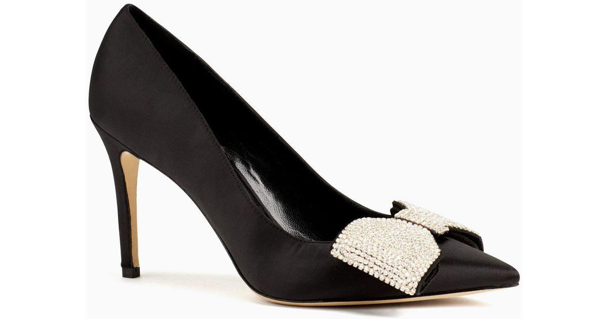e234bdcd58af Lyst - Kate Spade Viena Heels in Black - Save 40%