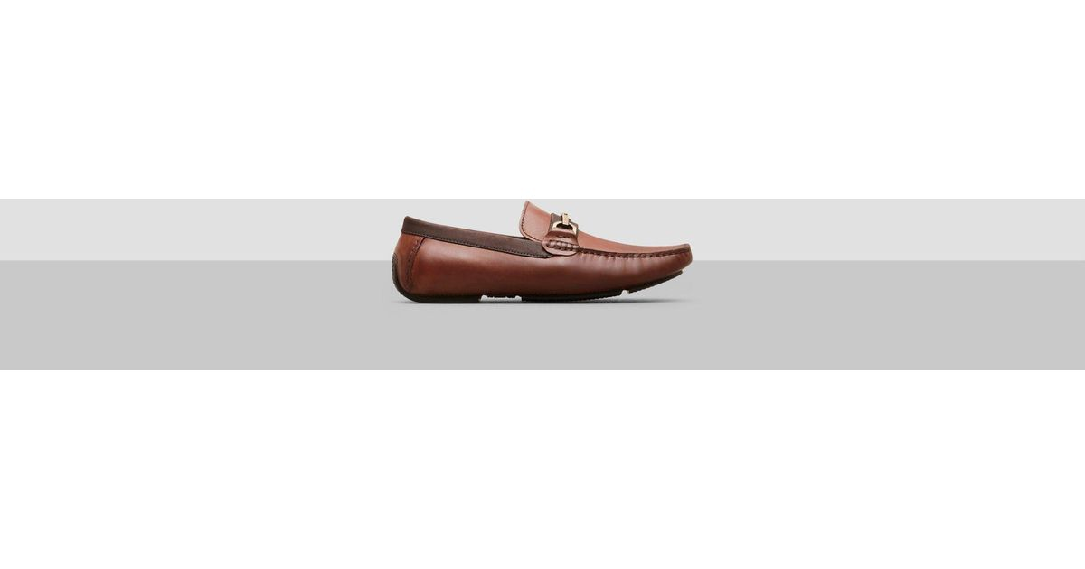 Sound Proof Leather Loafer Kenneth Cole Reaction Fx0Nubi