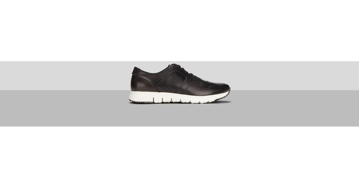 Sale Low Cost Baily Leather Sneaker Kenneth Cole Free Shipping Cheap Real oorEB8OYW
