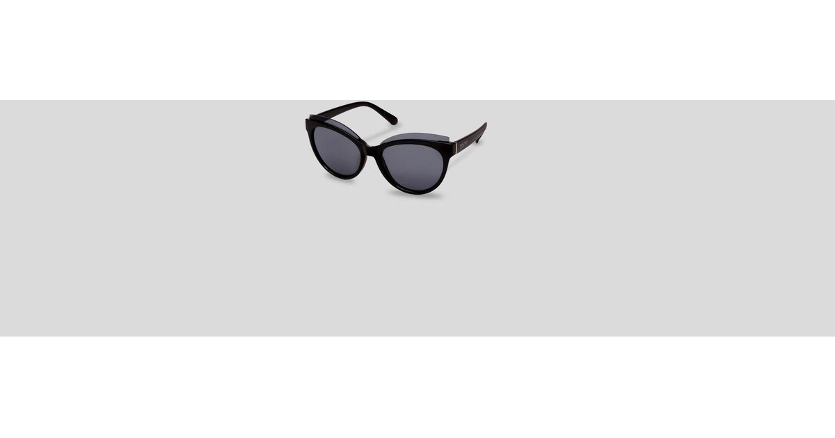 Matte Blush Cat Eye Sunglasses Kenneth Cole Reaction