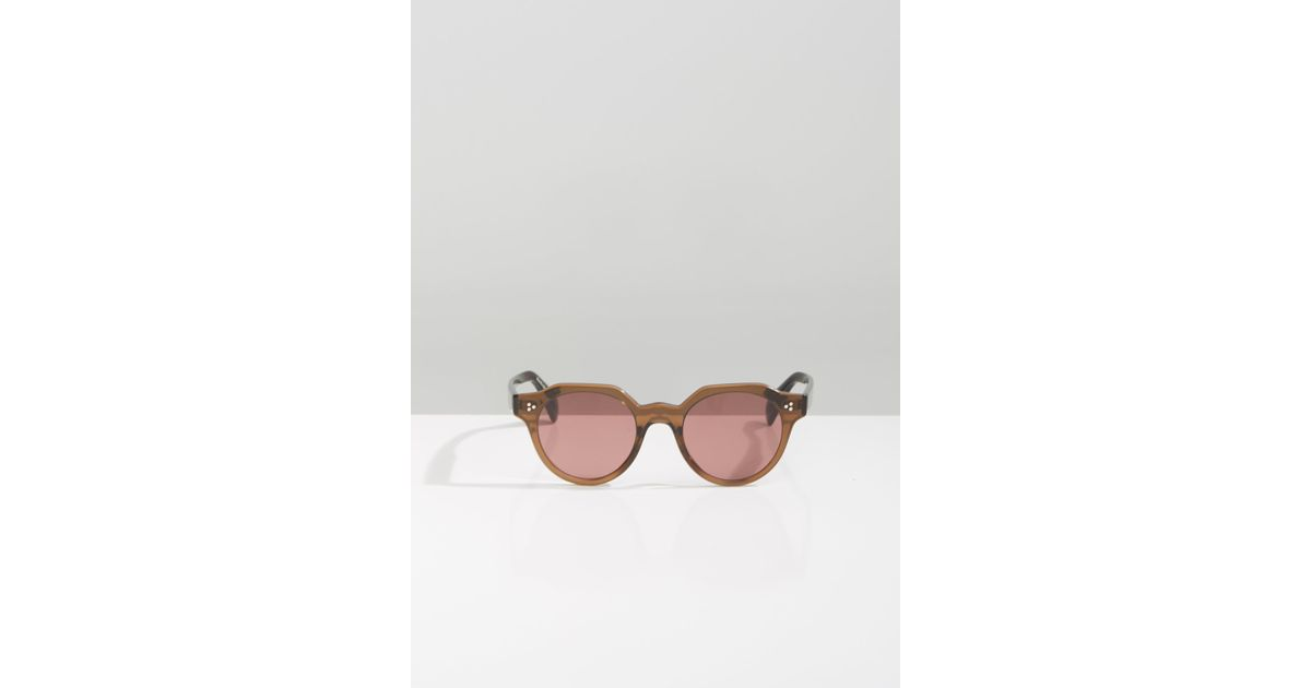 535401ce141 Lyst - Oliver Peoples Irven Sunglasses