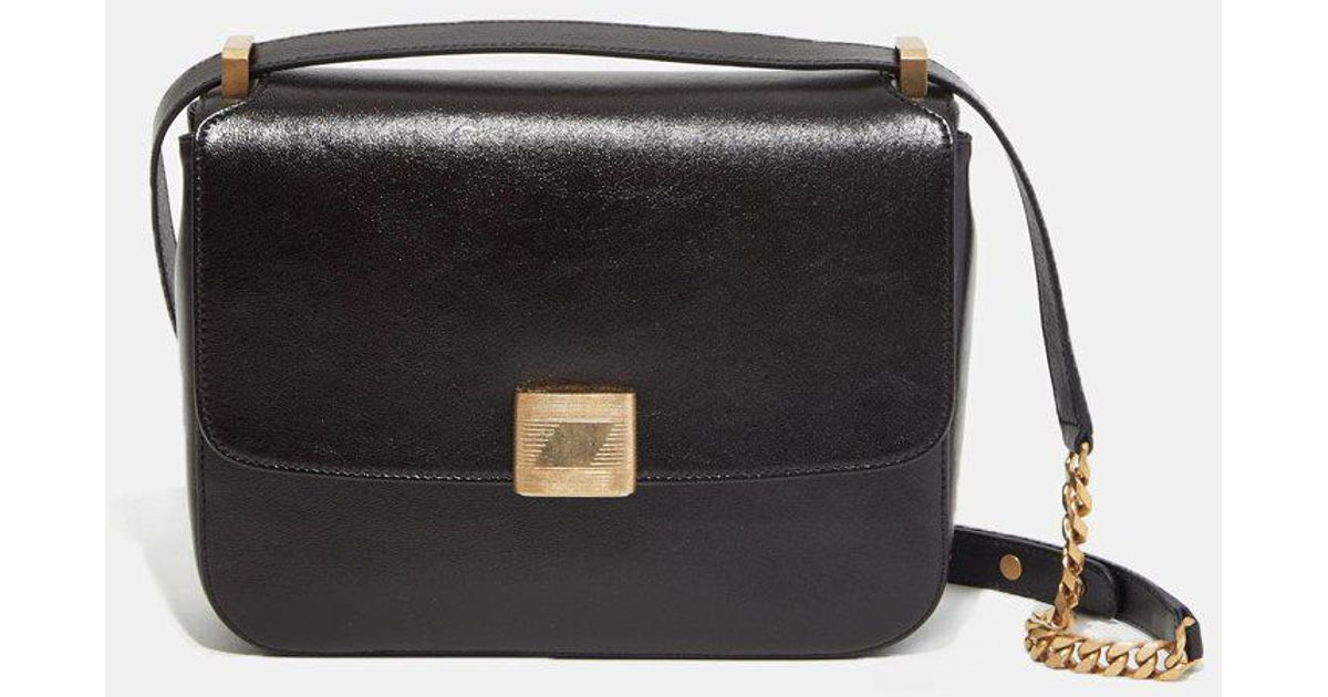 Brand Deluxe Valentina Lyst Golden Goose Black Bag In m8Nnwv0O