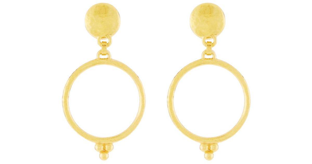 Gurhan 22k Topkapi Double-Drop Earrings M4mM8QN