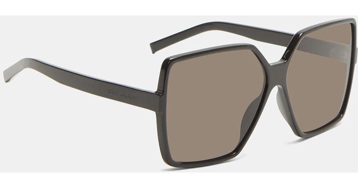 New Wave 232 Betty Sunglasses Saint Laurent CARjF3v