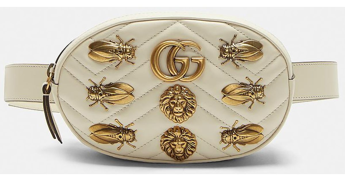 f70a20124794 Gucci Marmont Insect Belt Bag - Insect Foto and Image In 2019