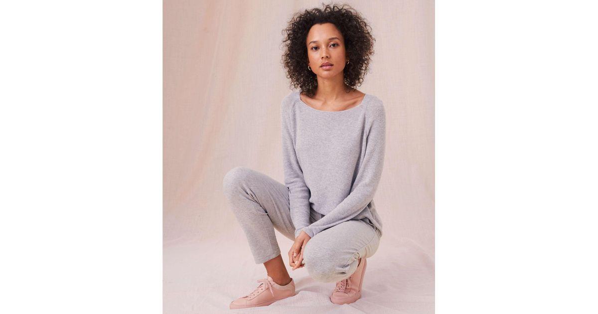 881a202d826 Lyst - LOFT Lou   Grey Dolman Sweater Tunic in Gray