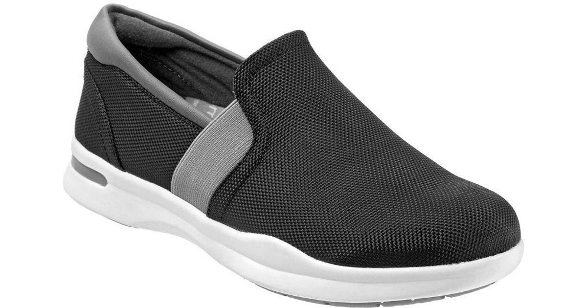 SoftWalk Vantage Nylon Sneakers O4TZki3R