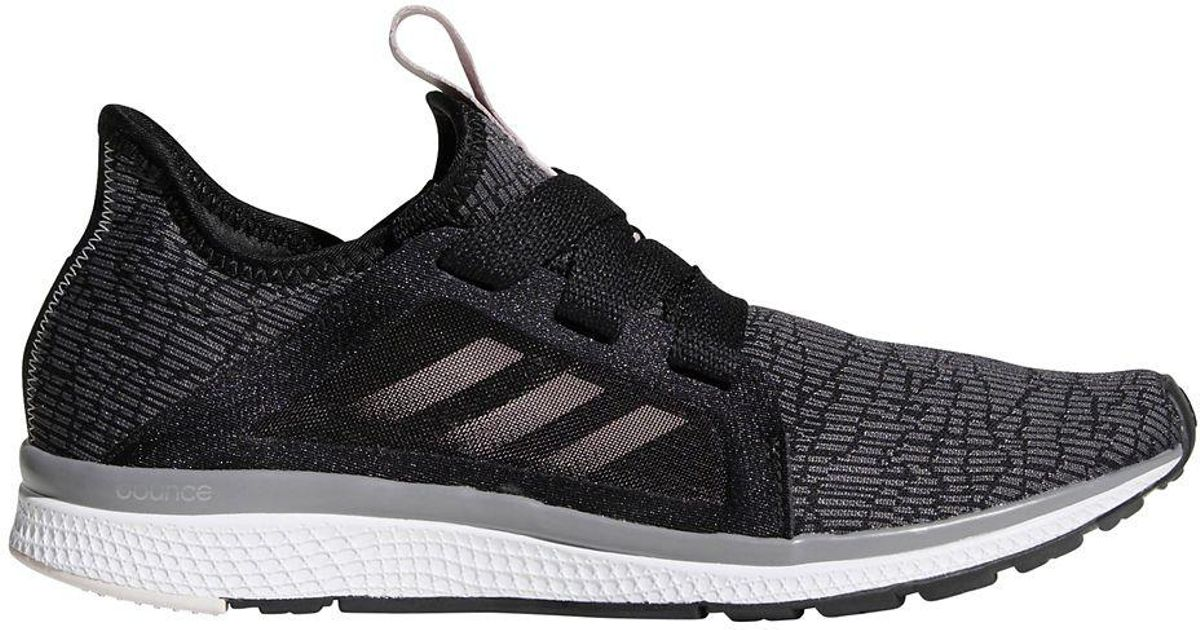 super cute 4d707 a3a6a Lyst - Adidas Edge Lux Running Sneakers in Black