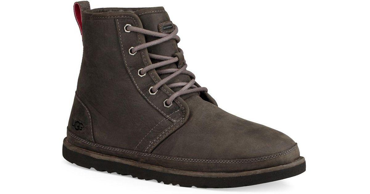 UGG Dyed Fur Suede Boots lsLQ1vyA8K