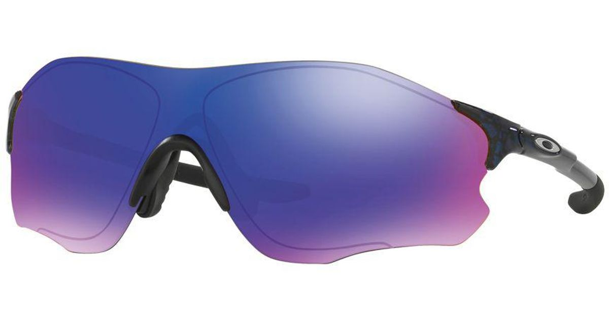 aea7444ec4 Lyst - Oakley 38mm Foldable Sunglasses in Metallic