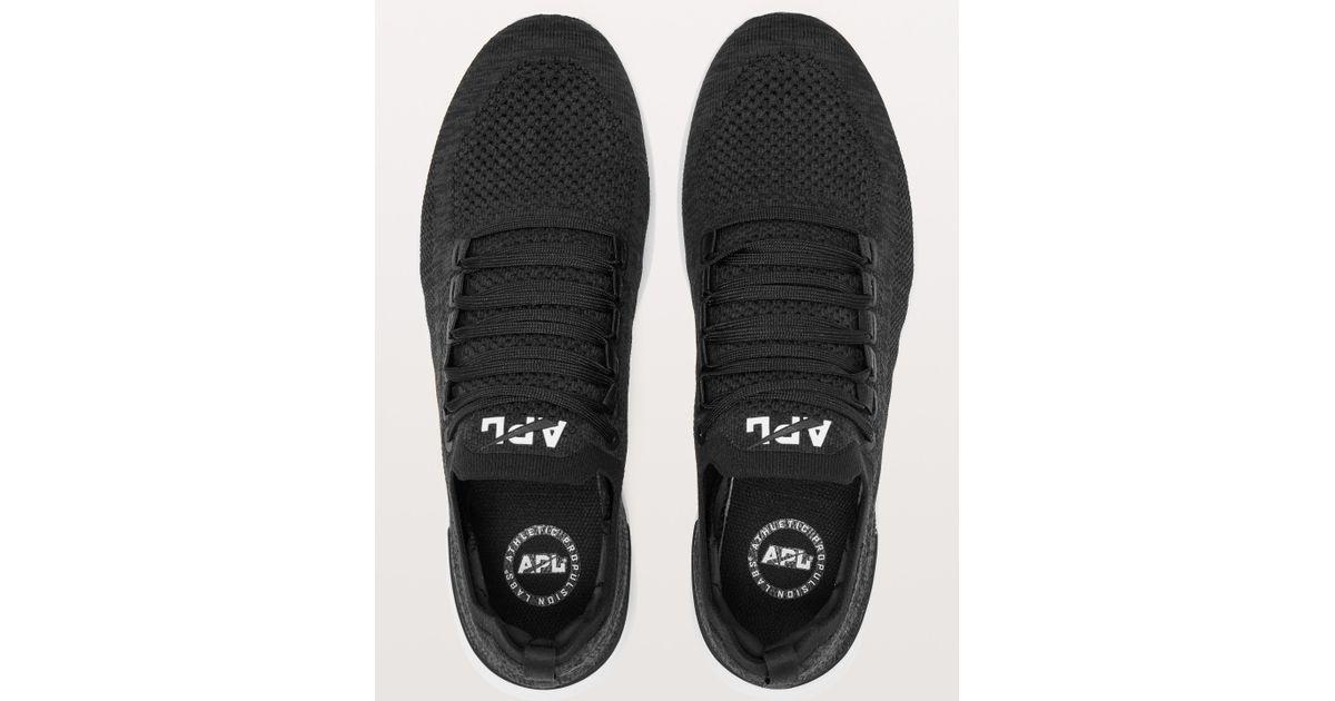 92245524a12 Lyst - lululemon athletica Men's Techloom Breeze Shoe in Black for Men -  Save 51%