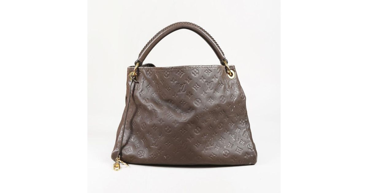 2a0ba2d038f2 Louis Vuitton Brown
