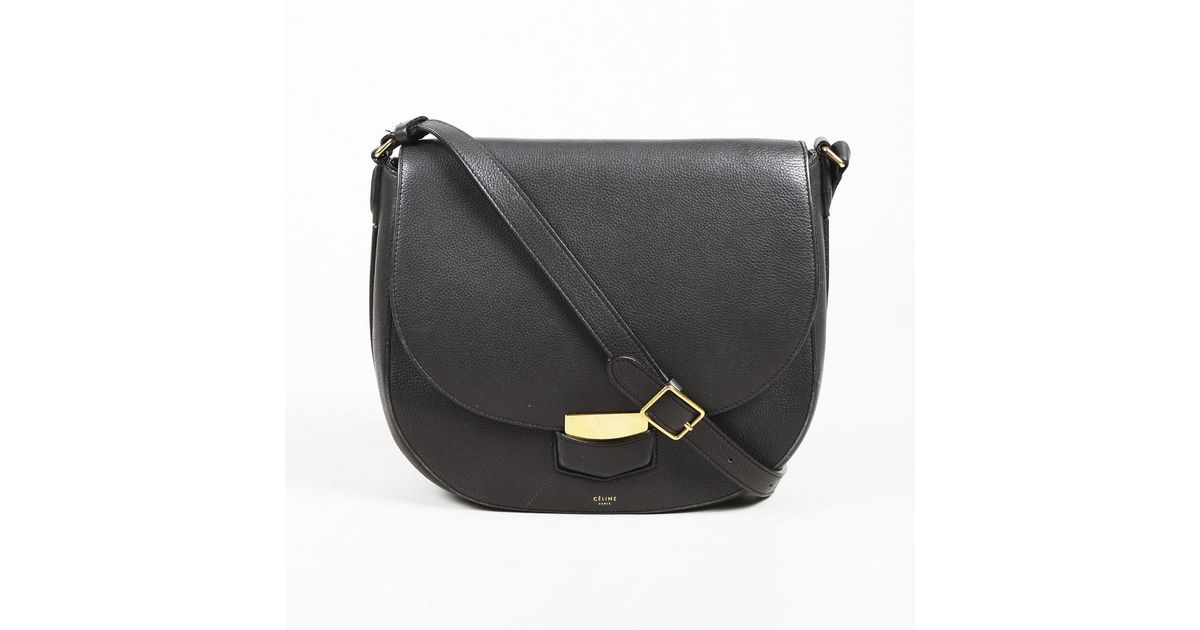 e71d1e7288f7 Céline Gray Leather