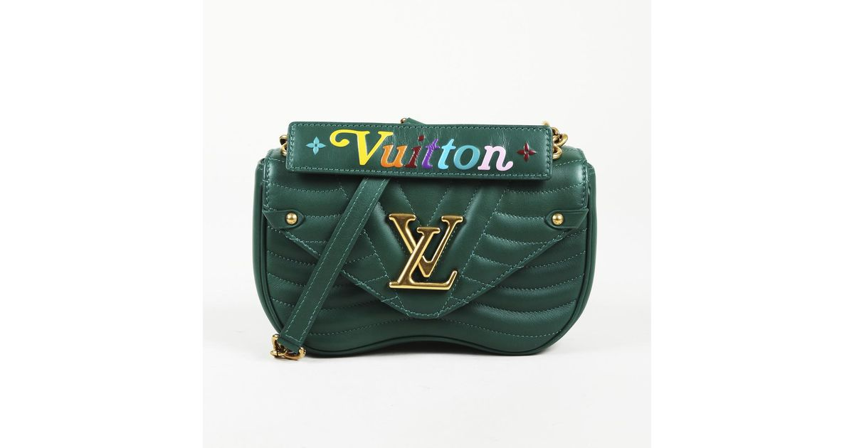 d9b1f6bc8 Louis Vuitton Quilted Calfskin Leather