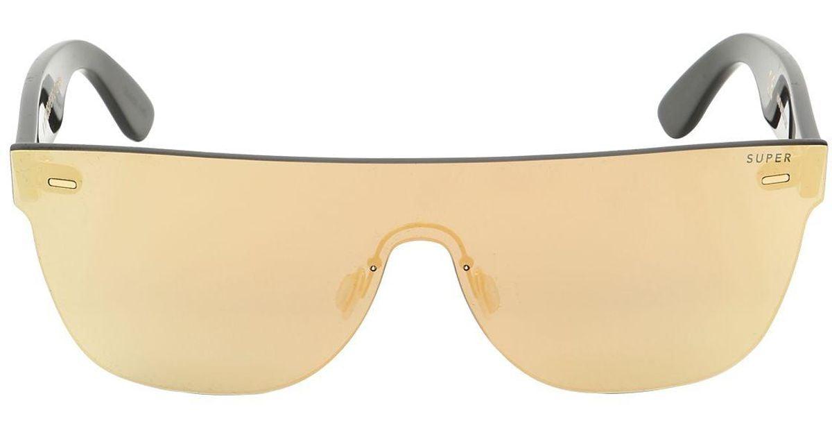 Screen Kim mirrored cat-eye sunglasses Retro Superfuture VPRvx