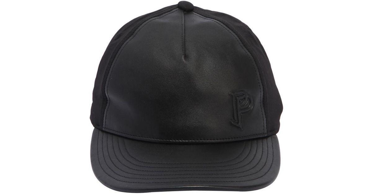 52cf98343ab Lyst - Adidas Originals Paul Pogba Baseball Hat in Black for Men