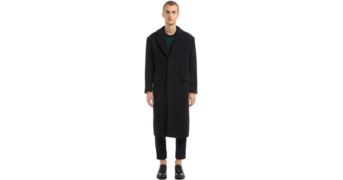 Piombo Massimo Size Blend Coat 48 Wool Mp wRHqYnCS
