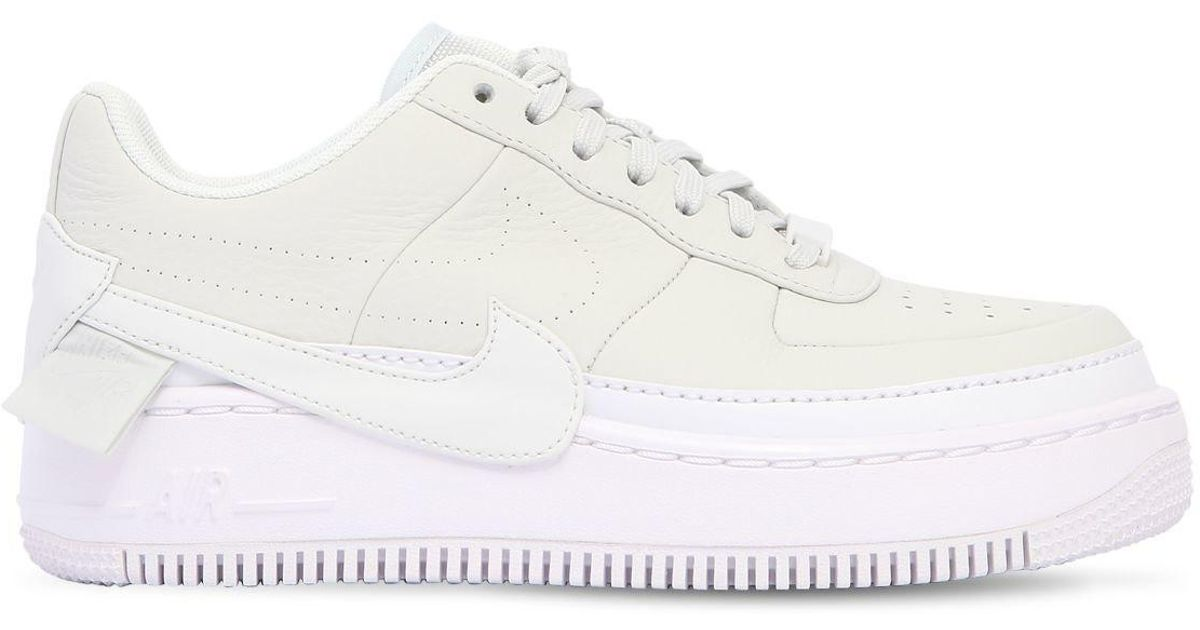 factory authentic f0673 036a5 Nike Air Force 1 Jester Xx Sneakers in White for Men - Lyst