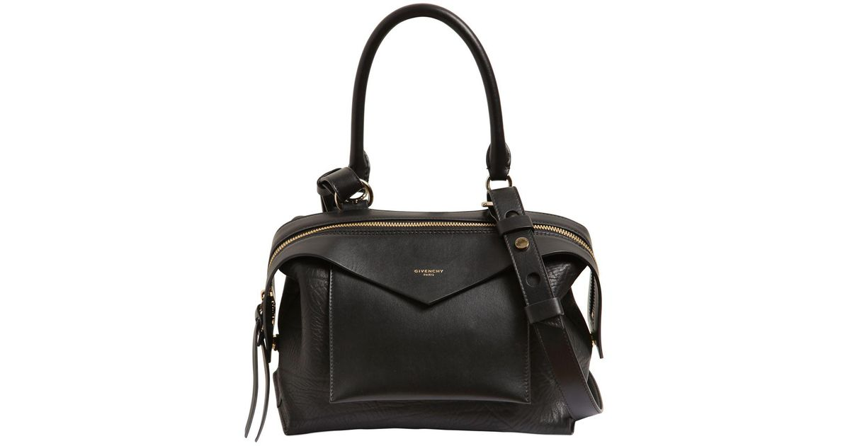 Givenchy Black leather Sway bag n12RyxZW