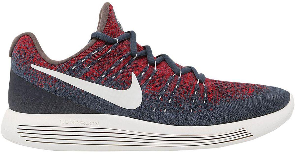 premium selection 27d01 2ee11 Lyst - Nike Nikelab Lunarepic Flyknit 2 Sneakers - Save 40%