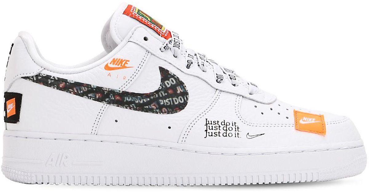 358c458015f Nike Air Do 1 Coloris Just En Lyst Force It Baskets Blanc qwC0S6cZ