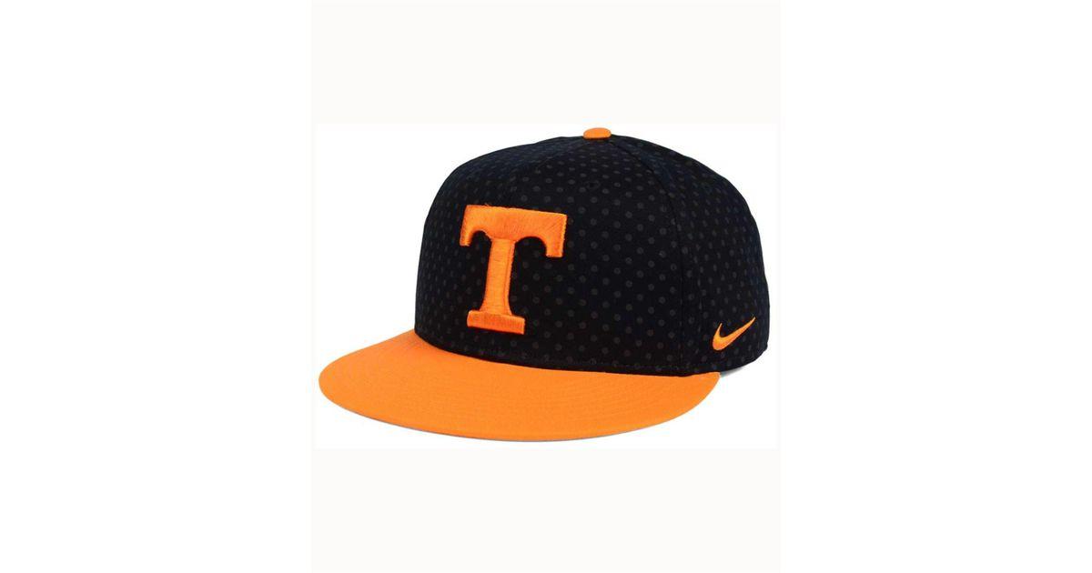 Lyst - Nike Local Dna Seasonal True Snapback Cap in Black for Men d972332cddab