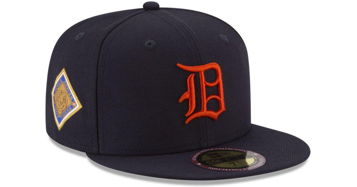 29036711d60 Lyst - Ktz Ultimate Patch Collection World Series 2.0 59fifty Fitted Cap in  Blue for Men
