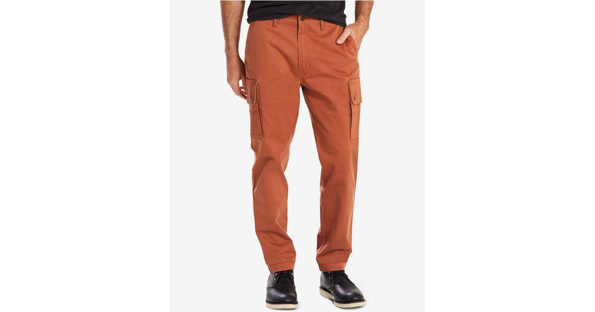 d817fc8b24a Levi's Men's Slim-fit Tapered Cargo Pants for Men - Lyst