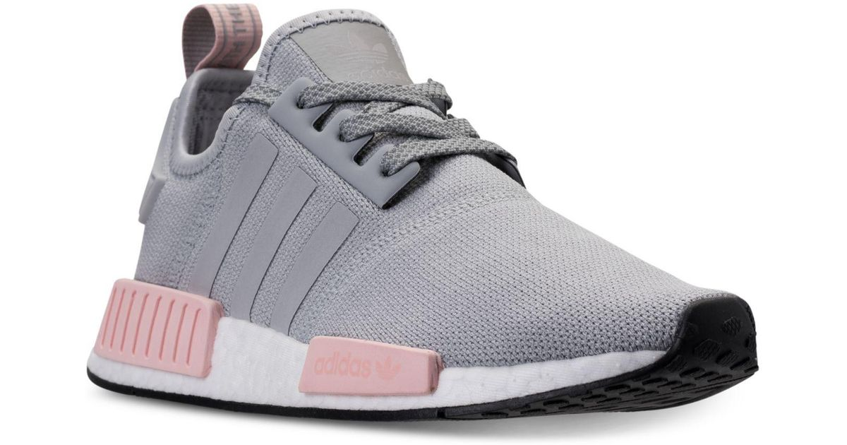 c6220065dd145 ... discount code for lyst adidas nmd runner casual sneakers from finish  line in gray f364e 08946