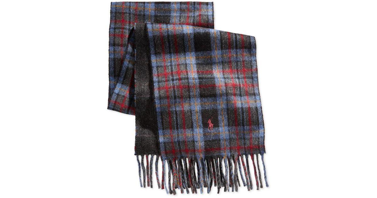 616ed475 usa ralph lauren polo mens scarf d094d 51c26