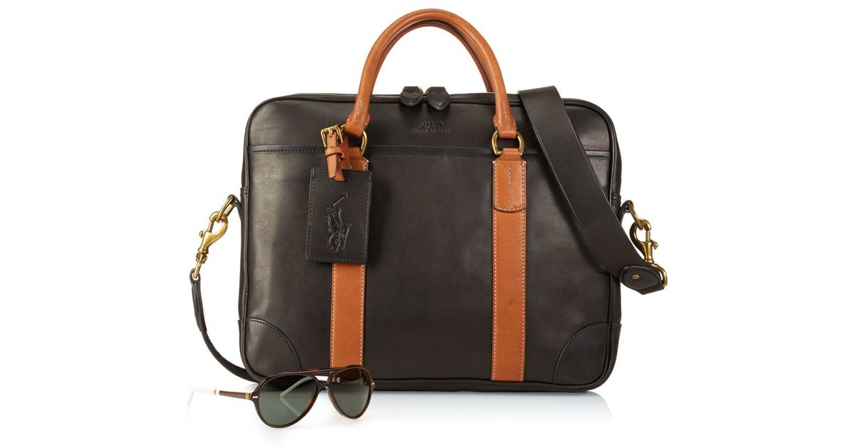Men's Bags Are Where Fashion Meets Function When it comes to carrying your daily accessories, our bags for men are a great companion whether you're traveling the globe or simply heading to the office.