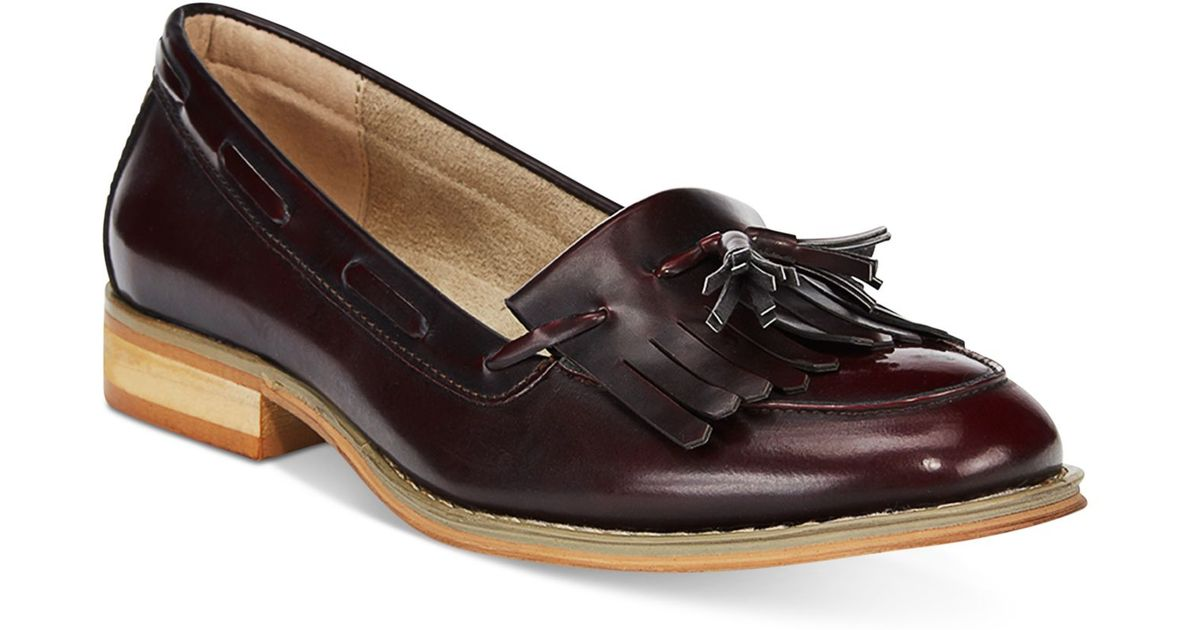 a626059c6f3 Lyst - Wanted Charlie Kiltie Loafers
