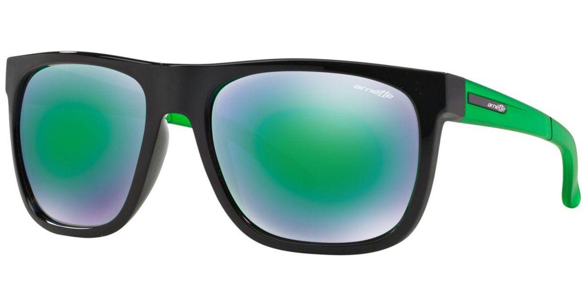 f5acd0a6f10 Lyst - Arnette Fire Drill Sunglasses
