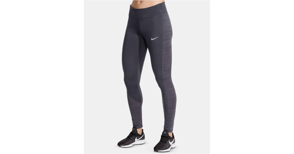 a71ea4548e205 Nike Racer Warm Tights (gridiron) Casual Pants in Blue - Save 27% - Lyst
