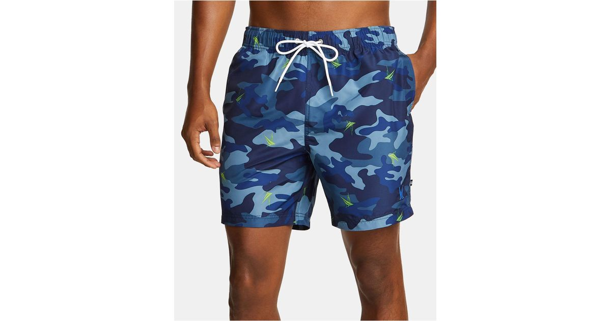 f735f2dd00fe7 Nautica Blue Sail Quick-dry Camouflage 6