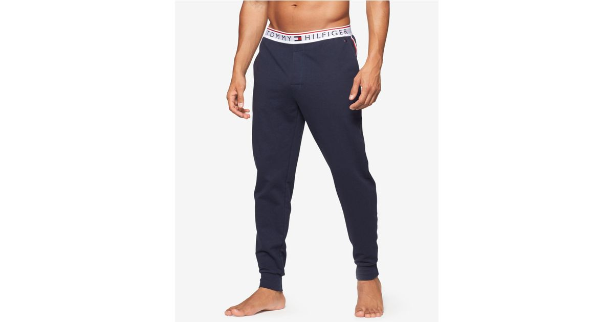 Sale 2018 New Logo Waistband Going Out Jogger Trouser - Black Tommy Jeans Cheap Sale Websites Buy Newest owRWfMz