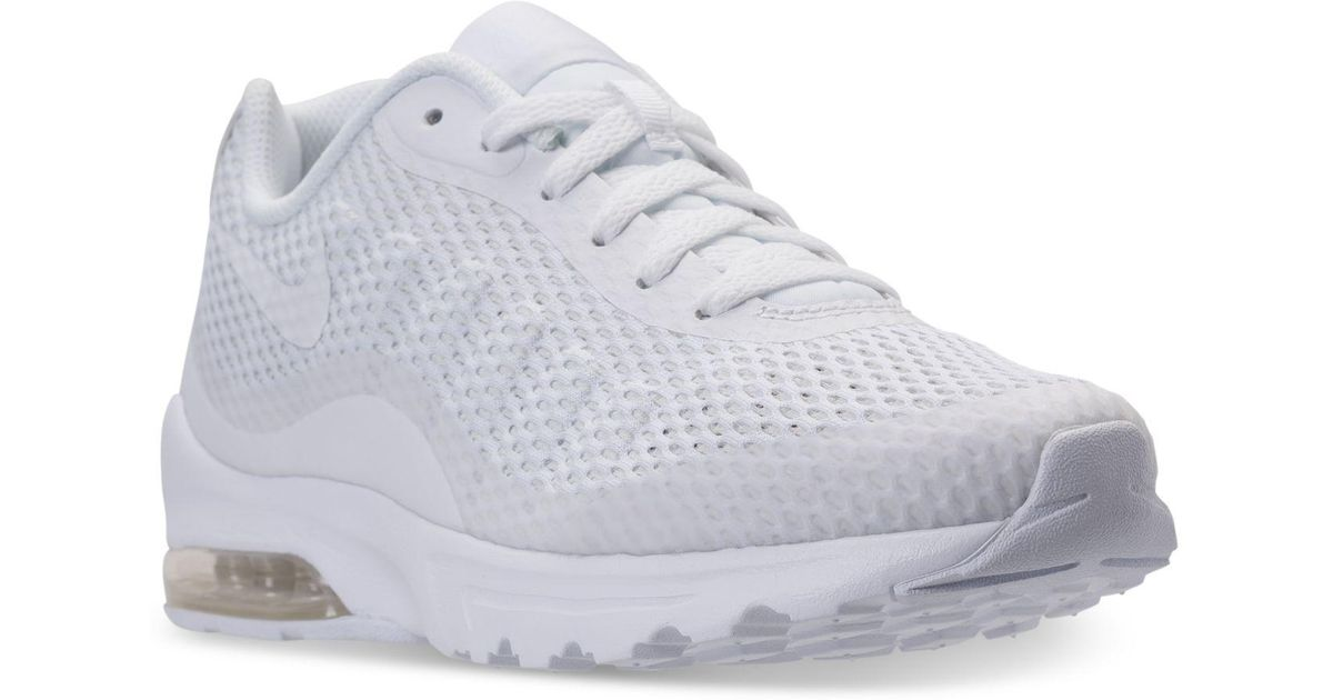 2747cc1e31 ... discount code for lyst nike mens air max invigor se running sneakers  from finish line in