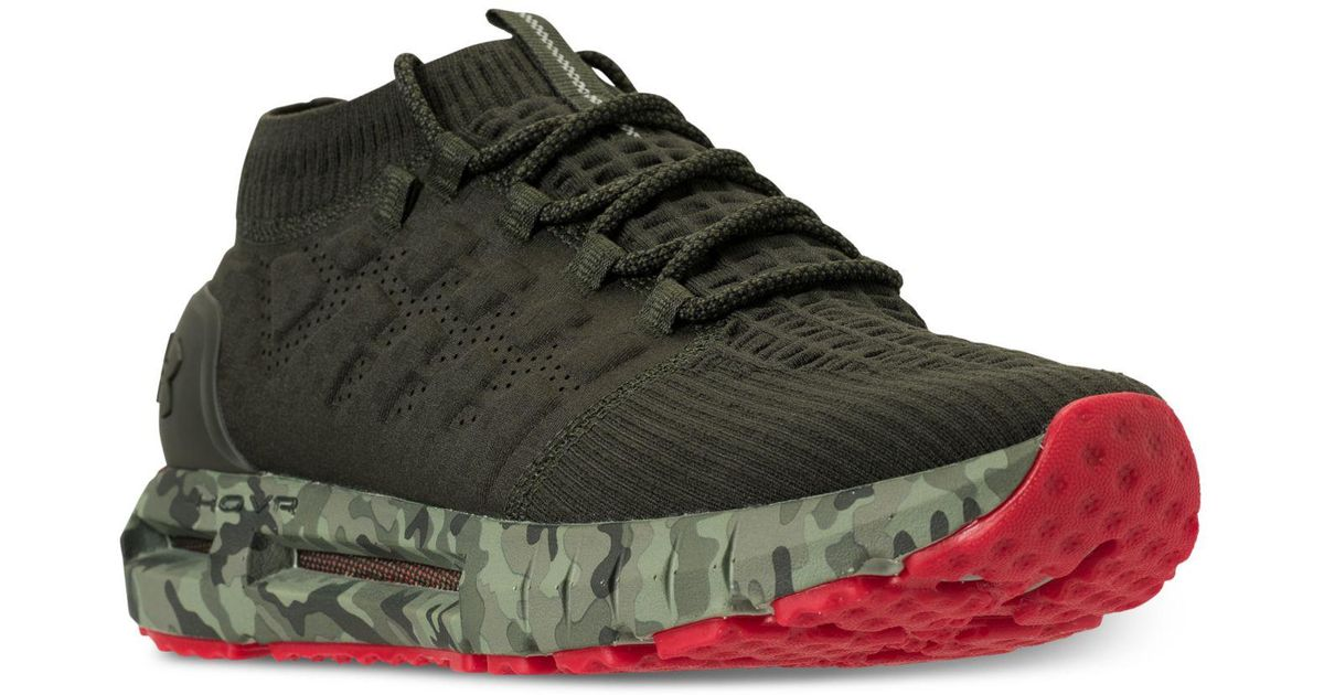 576588eef0e8 Lyst - Under Armour Hovr Phantom Nm2 Running Sneakers From Finish Line in  Green for Men