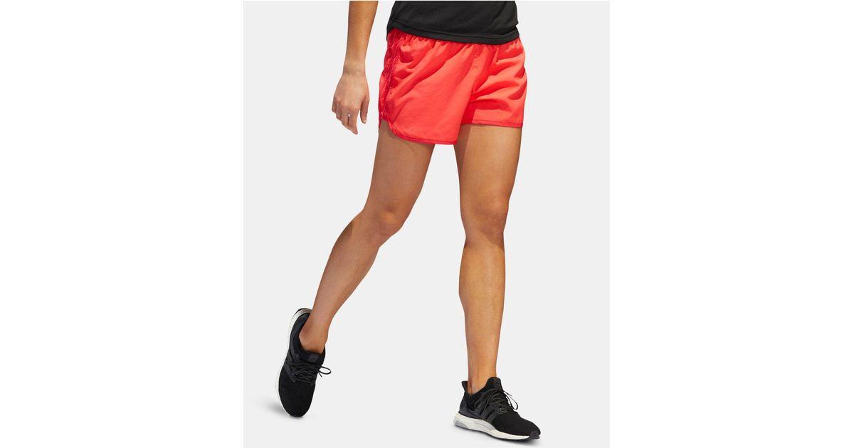 adidas M20 Reflective Running Shorts Lyst