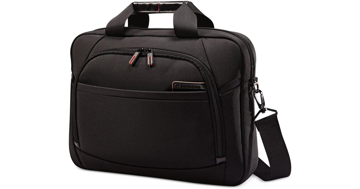 fb5b52dae Lyst - Samsonite Pro 4 Dlx Slim Brief in Black for Men