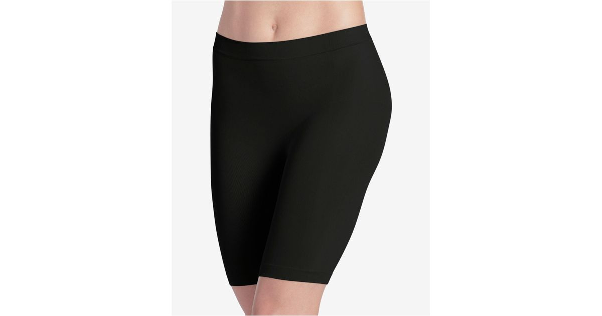 c96f4449f28ad Lyst - Jockey Skimmies No-chafe Mid-thigh Slip Short