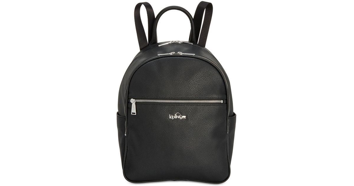 e8f58e4031d Kipling Amory Small Backpack in Black - Lyst