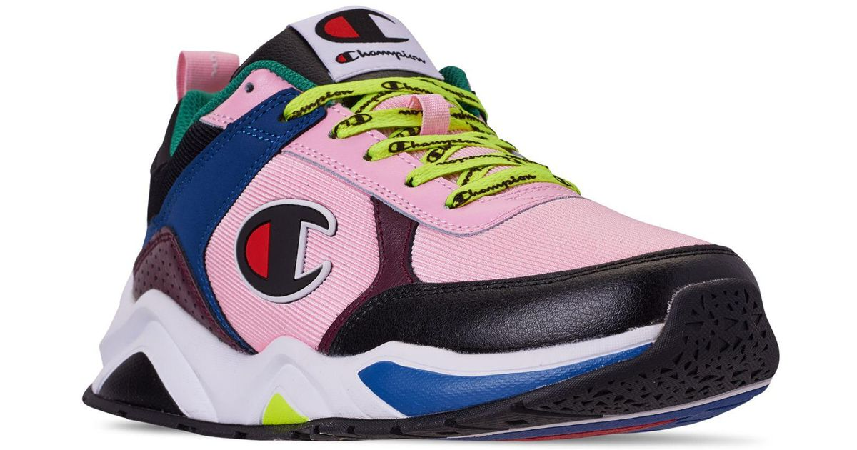 0a8956fb846ac Lyst - Champion 93eighteen Casual Sneakers From Finish Line