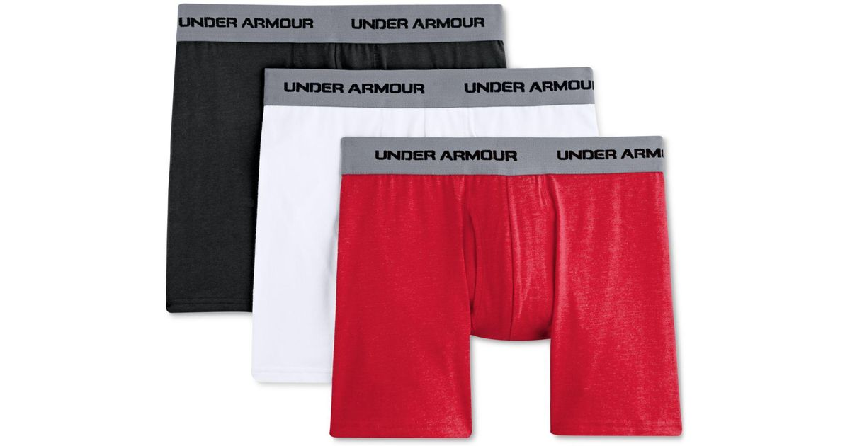 267622cb19ca Under Armour Charged Cotton® Stretch 6