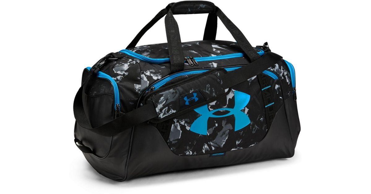 376dad18d Lyst - Under Armour Undeniable Storm Duffel Bag in Black for Men